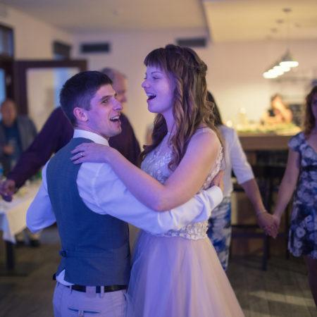 Příběh fotky č. 1: A přece tančí!