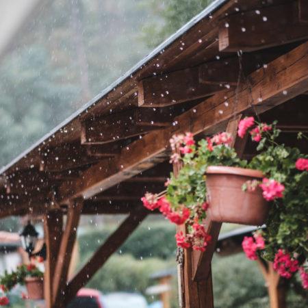 Co když celý svatební den prší?!